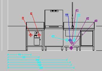 Installationsplan Küche | Rudolph Gmbh Objekte Planungen